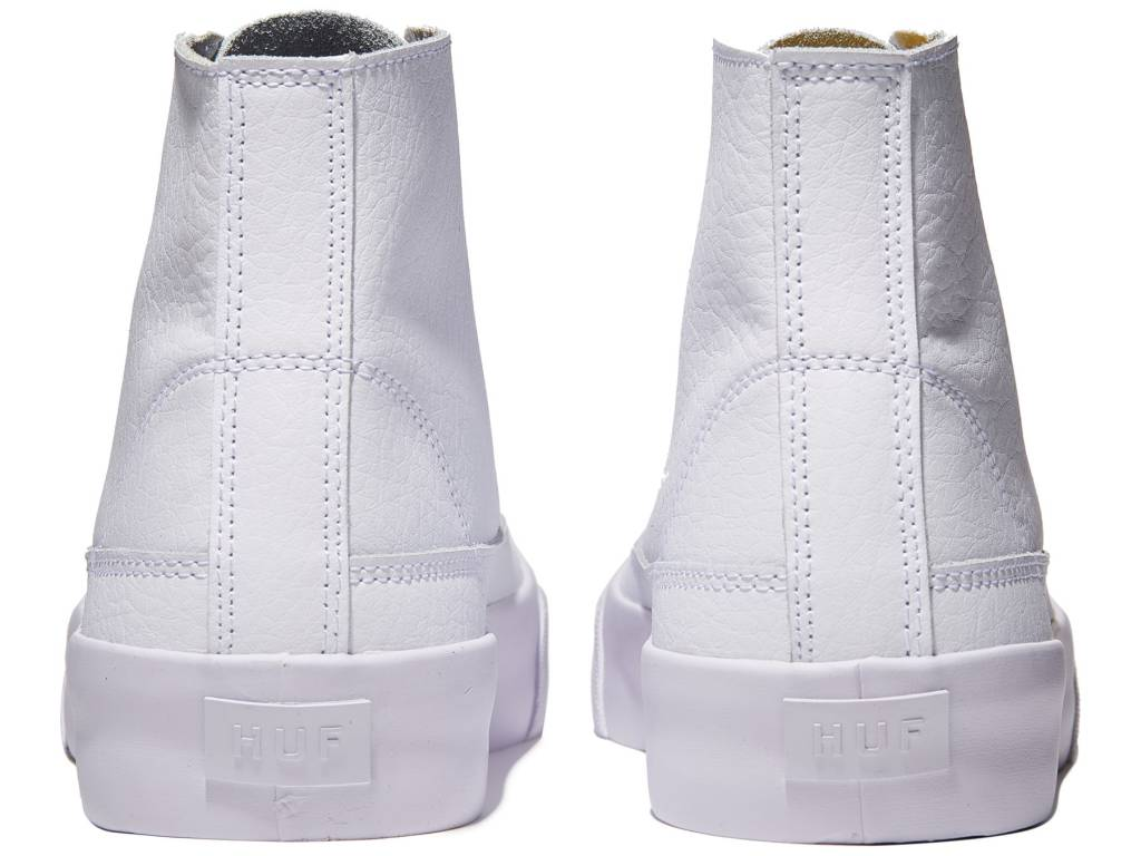 HUF Huf Hupper 2 Hi Deconstructed - White