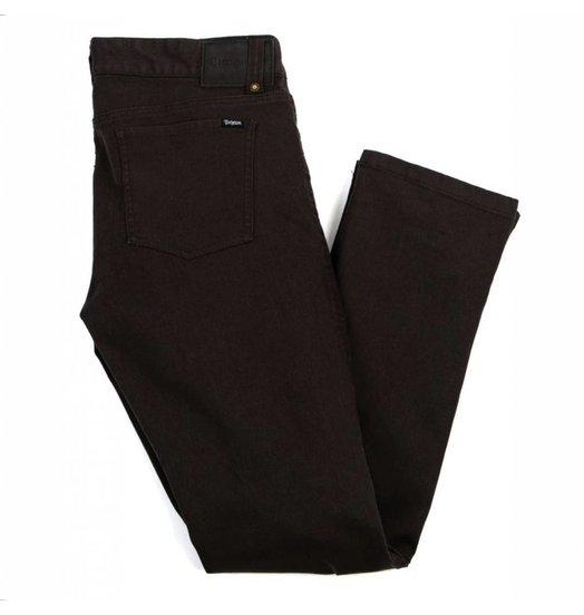 Brixton Brixton Reserve 5 Pocket Pant - Black