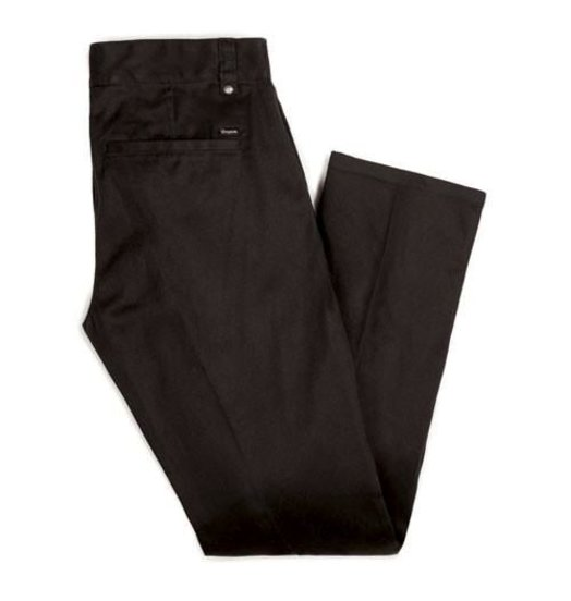 Brixton Brixton Fleet Rigid Chino - Black