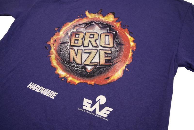 Bronze 56K Bronze 56K Bronze Jam Tee - Purple