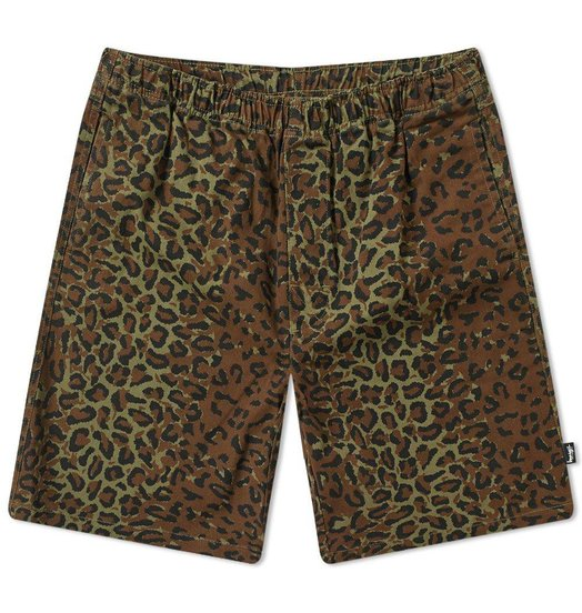 2404a4d61f268 Stussy Stussy Jungle Camp Beach Short