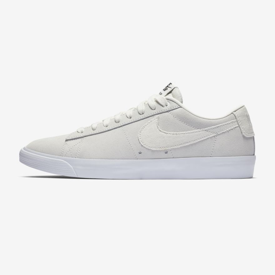 Nike Nike Blazer Low GT - Summit White/Wht-Obisidian