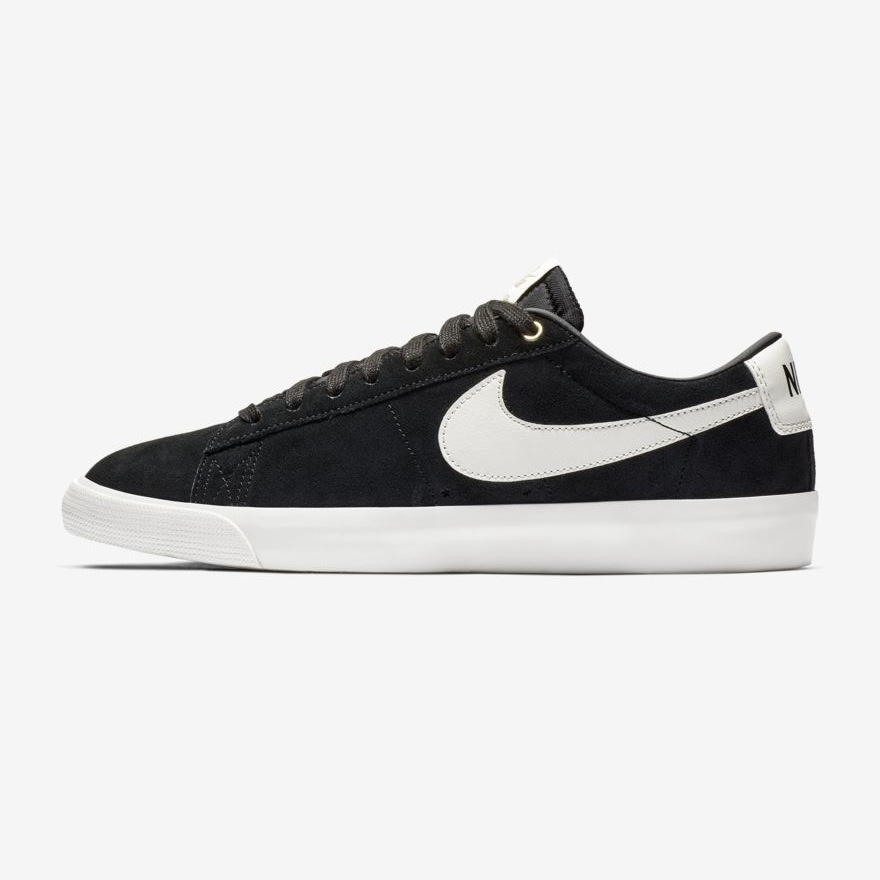 Nike Nike Blazer Low GT - Black/Sail