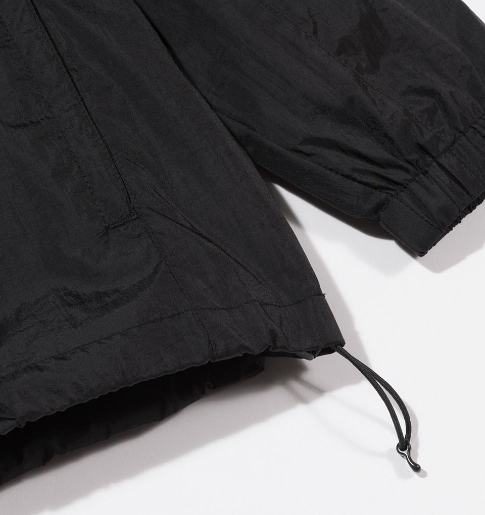 Stussy Stussy Sport Pullover Jacket - Black
