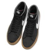 Nike Nike SB Zoom Blazer Mid ISO - Black/White/Safety Orange