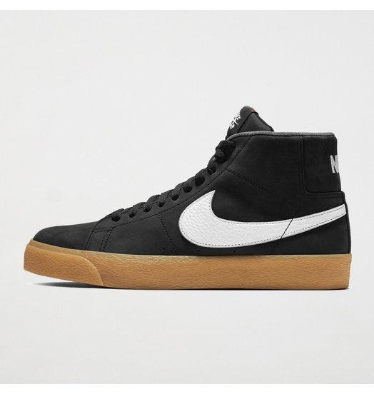 Nike Nike SB Zoom Blazer Mid ISO Orange Label - Black/White/Safety Orange