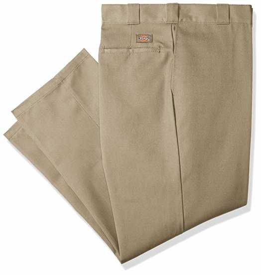 Dickies Dickies 874 Regular Fit Work Pant - Khaki