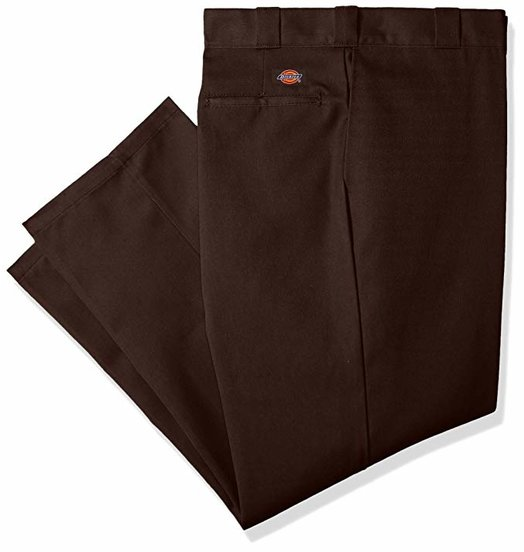 Dickies Dickies 874 Regular Fit Work Pant - Dark Brown