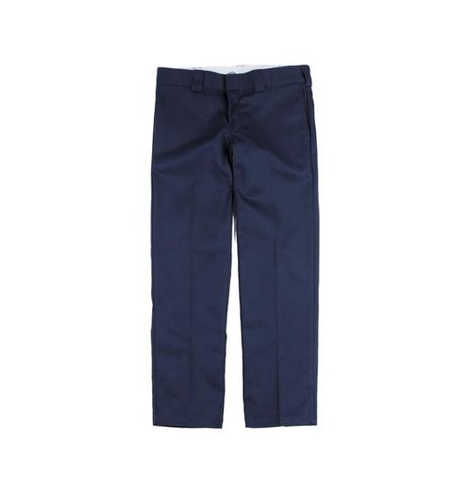 Dickies Dickies 873 Slim Straight Work Pant - Dark Navy