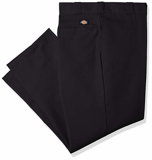Dickies Dickies 874 Regular Fit Work Pant - Black