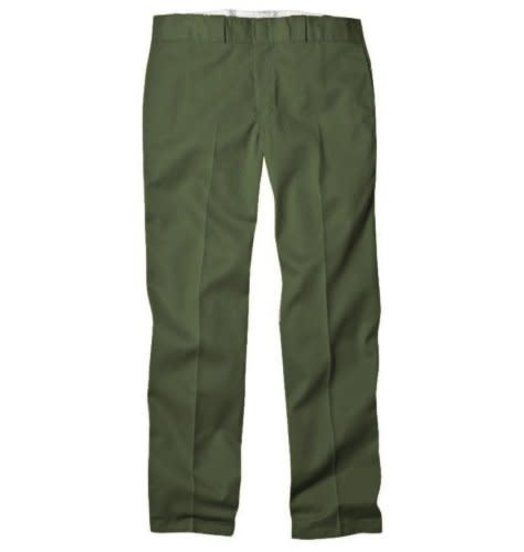Dickies Dickies 874 Regular Fit Work Pant - Olive Green