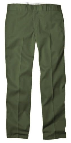 Dickies Dickies 874 Regular Fit Work Pant - Olive Green