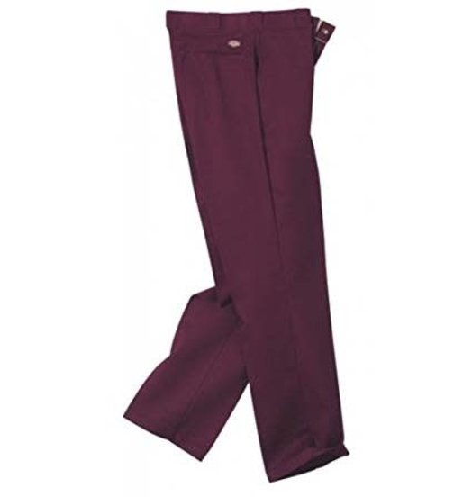 Dickies Dickies 874 Regular Fit Work Pant - Maroon