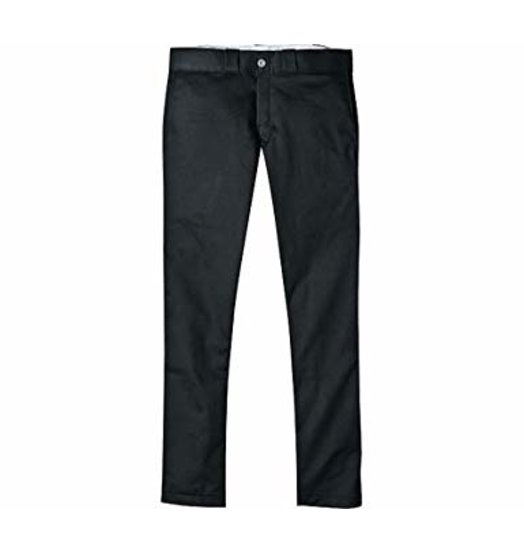 Dickies Dickies 801 Skinny Straight Flex Pant - Black
