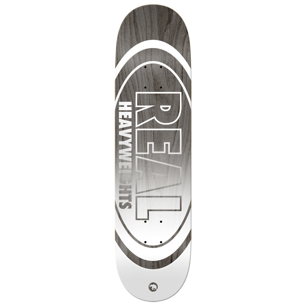Real Real Heavyweight Deck - 8.5