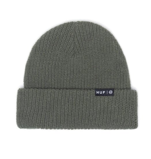 HUF Huf Usual Beanie - Loden