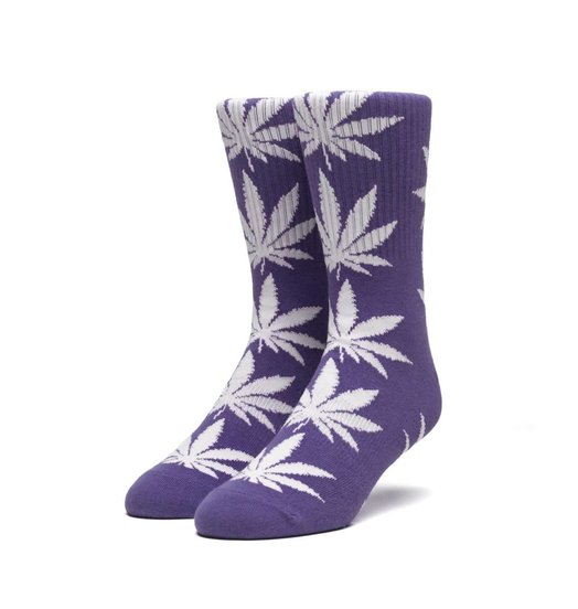 HUF Huf Plantlife Socks - Blue Iris