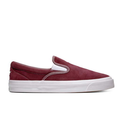 Converse Converse One Star CC Slip Pro - Dark Burgundy/White