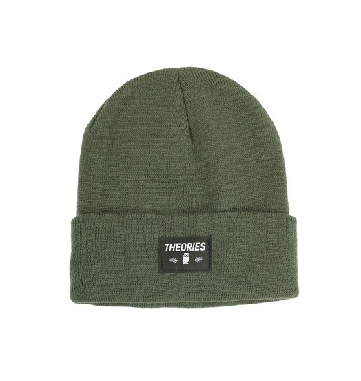 Theories Theories Moluch Beanie - Olive