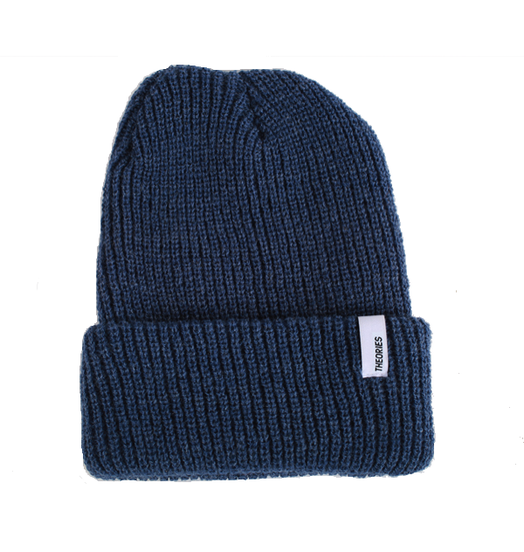 Theories Theories Beacon Beanie - Denim