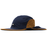 Stussy Stussy Two Tone Bungee Camp Cap - Navy