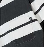 Stussy Stussy Franklin Stripe Longsleeve - Black