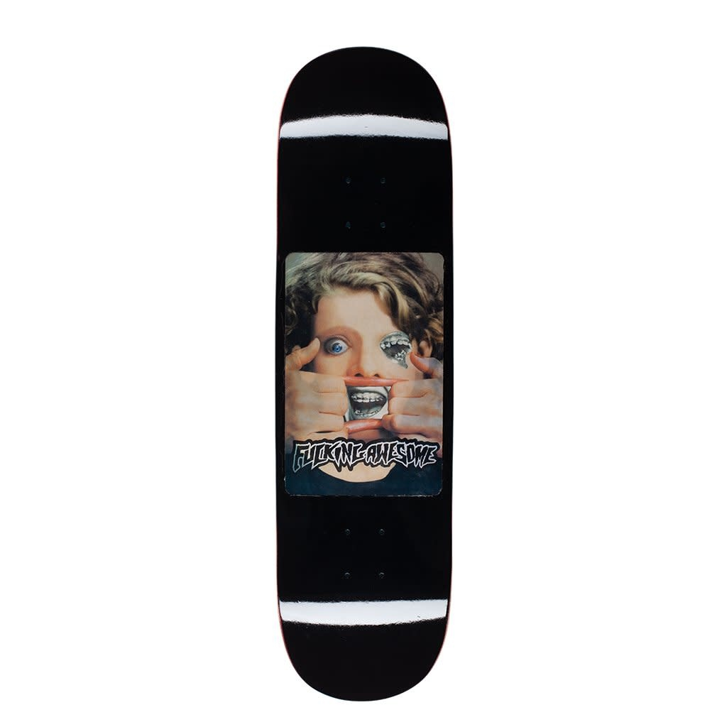Fucking Awesome Fucking Awesome Dill Brace Face Deck - 8.5