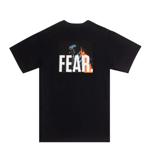 Fucking Awesome Fucking Awesome Fear Tee - Black