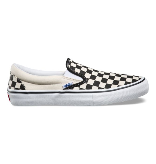 Vans Vans Slip-On Pro - Black/White Checkerboard