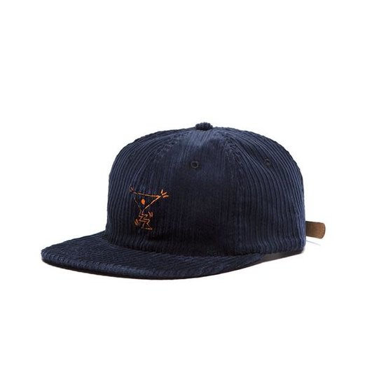 Alltimers Alltimers Action Cord Hat - Navy