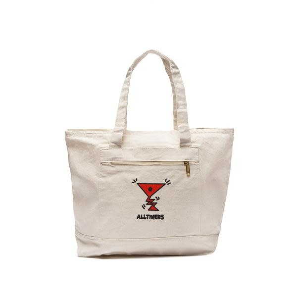 Alltimers Alltimers Action Tote Bag - Tan