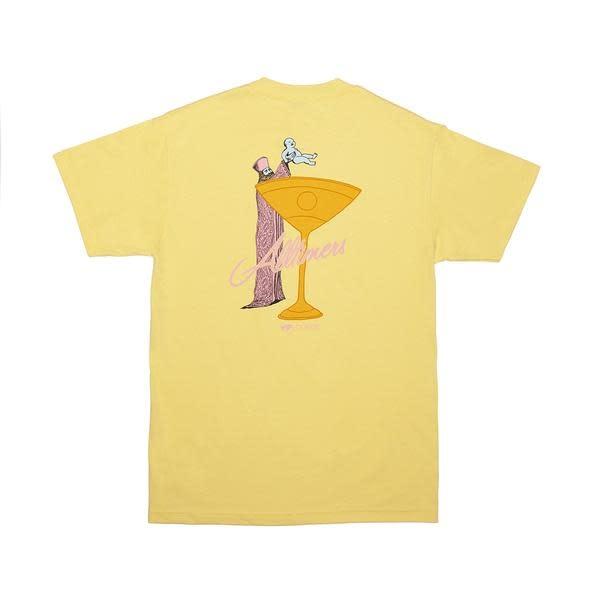 Alltimers Alltimers Baptizzy Tee - Banana
