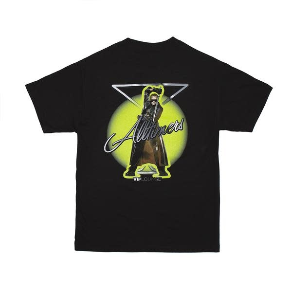 Alltimers Alltimers Blood Bath Tee - Black