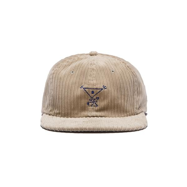 Alltimers Alltimers Action Cord Hat - Tan