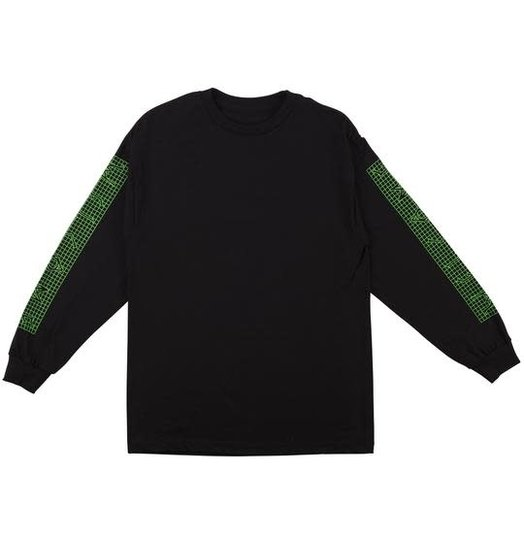 Welcome Welcome Koi Boi L/S Tee - Black