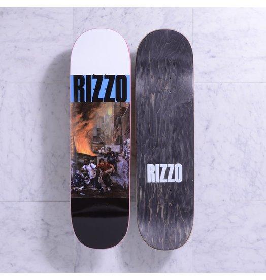 Quasi Quasi Dick Rizzo Run Deck - 8.5