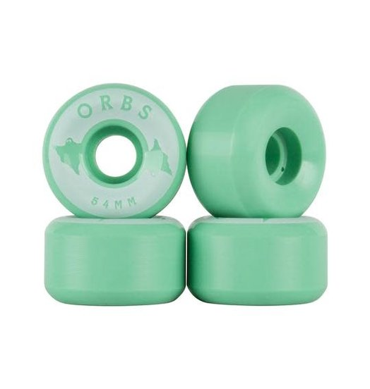 Welcome Welcome Orbs Specters Wheels Mint  - 54