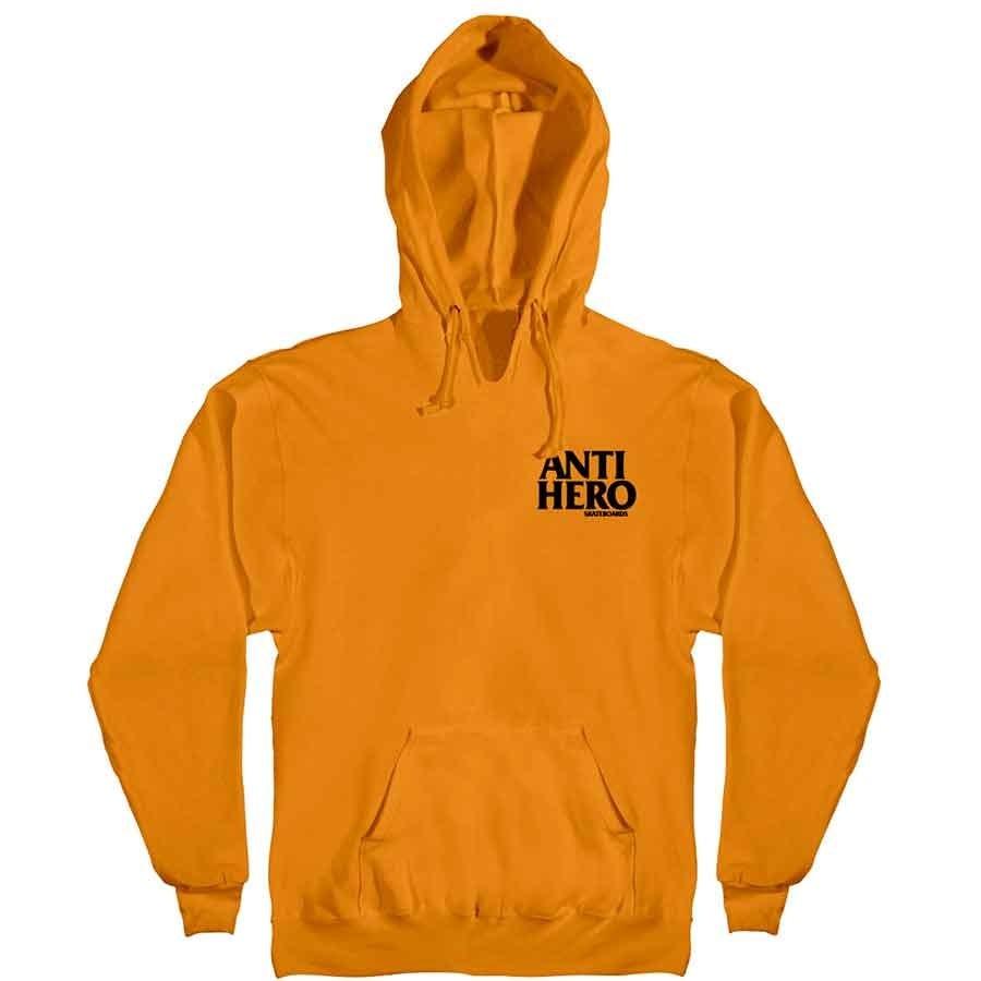 Antihero Anti Hero Lil BlackHero Hood - Orange