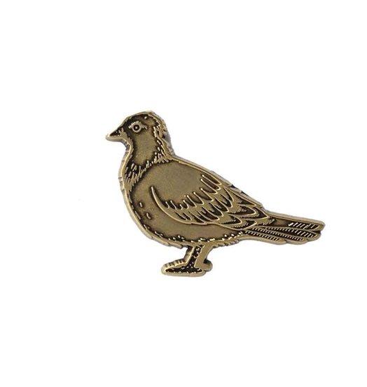 Antihero Antihero Pigeon Lapel Pin