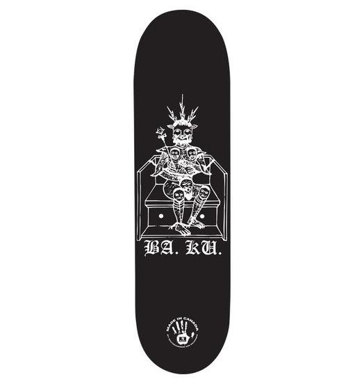 BA.KU. BA. KU. Throne Deck - 8.5