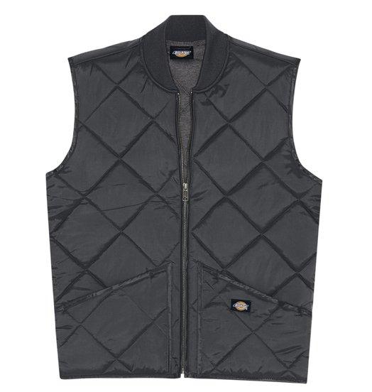 Dickies Dickies Diamond Qulited Vest - Black