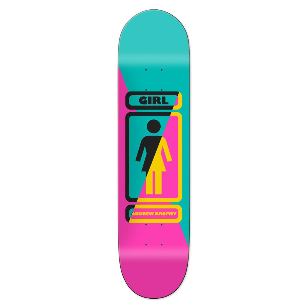 Girl Girl Brophy 93 Til Deck - 8.25