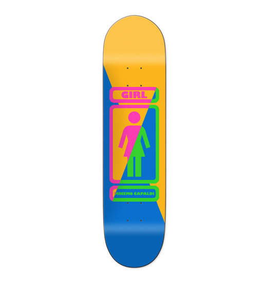 Girl Girl Mike Mo 93 Til Deck - 8.125