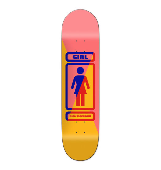 Girl Girl McCrank 93 Til Deck - 8.375