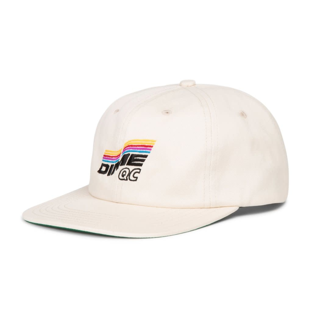 Dime Dime QC Cap - Off-White