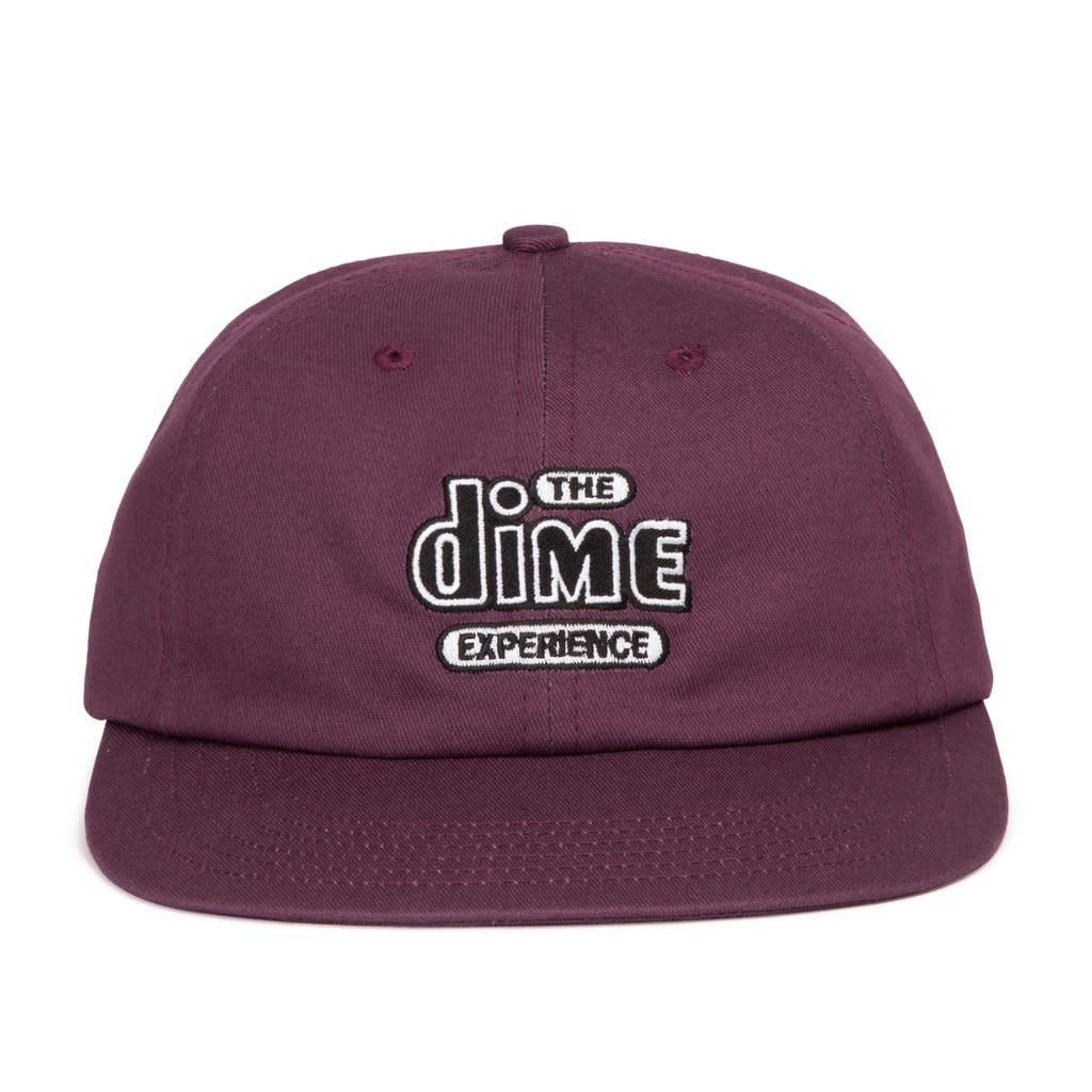 Dime Dime Experience Cap - Purple