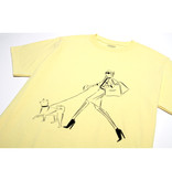 Grand Collection Grand 5th Avenue Tee - Light Yellow