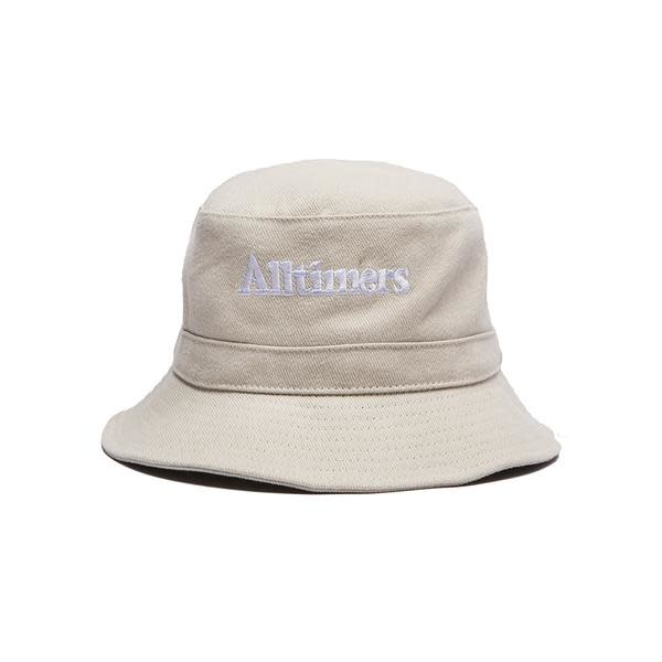 Alltimers Alltimers Neighbours Fishing Hat - Tan