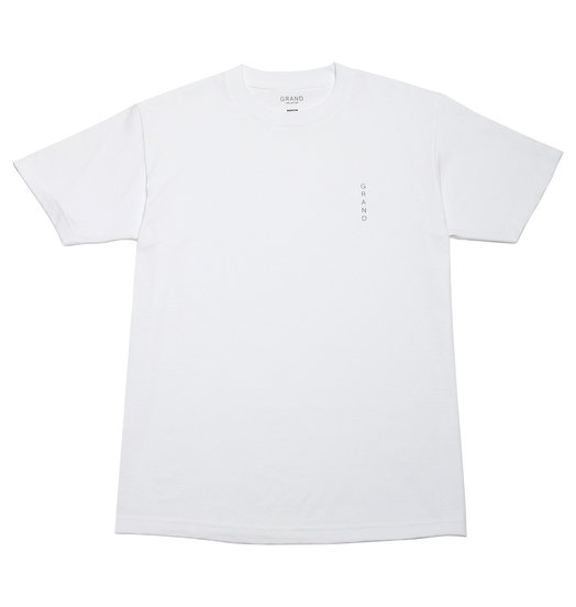 Grand Collection Grand Tee - White