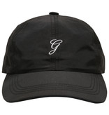 Grand Collection Grand G Script Nylon Hat - Black